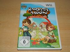 Nintendo Wii - Harvest Moon - Baum der Stille - Deutsches Original TOP Zustand