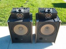 TECHNICS SB-7000A LOUDSPEAKERS / WORK PERFECT - SOUND GREAT !! / PICK-UP ONLY
