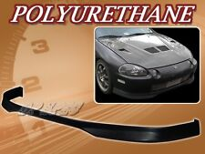 FOR 93-97 HONDA DEL SOL T-R POLY URETHANE PU FRONT BUMPER LIP SPOILER BODY KIT