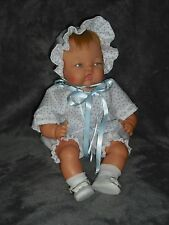 """NEW! Quality Made Cami Set For 14"""" Ideal Tiny Thumbelina Baby Doll By OTM"""