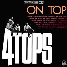 FOUR TOPS - ON TOP  CD NEU