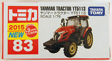 Tomy Tomica 83 YANMAR TRACTOR YT5113 824725