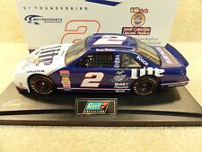 New 1997 Revell 1:18 Diecast NASCAR Rusty Wallace Miller Lite Ford Thunderbird