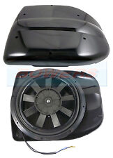 12V LOW PROFILE POWERED MOTORISED ROOF FAN VENT EXTRACTOR MOTORHOME DOG PET VAN