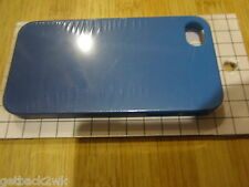NEW Kate Spade Saturday iPhone 4 4S Phone Case Cover Single Piece Blue Ombre