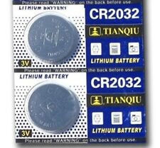 2 CR2032 DL2032 CMOS Lithium 3V NEW Watch Battery Exp 2019 Ships FREE from USA!