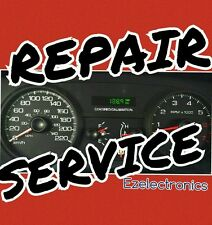 2006 LINCOLN TOWN CAR SPEEDOMETER INSTRUMENT CLUSTER REPAIR SERVICE