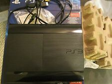 Barely Used 250 GB PlayStation 3 Used only 1 month (It works fine)