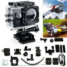 SJ4000 HD 1080P Sports Helmet Action Waterproof Camera Mini DV + parts for Gopro