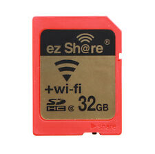 Ez Share WIFI SDHC 32GB Class 10 WIRELESS FLASH MEMORY SD CARD FOR CAMERA DV NEW