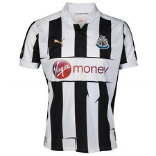 Ufficiale Newcastle United Boy's Home Shirt 2012 2013, dimensioni: 30/32 (11-12 Anni)