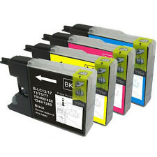 20 Pack BCMY Ink Cartridges for LC75 Brother MFC-J280W MFC-J425W MFC-J430w