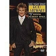 "ROD STEWART ""ONE NIGHT ONLY! LIVE AT..."" DVD NEU"