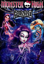Monster High: Haunted (DVD, 2015)