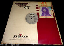 "PHILIPPINES:KYLIE MINOGUE - I Wouldn't Change A Thing 12"" EP/LP rare! GOOD"