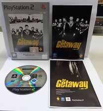 Console Gioco Game SONY Playstation 2 PS2 PAL ITALIANO THE GETAWAY ITA IT - Play
