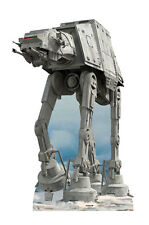 STAR WARS AT-AT HUGE CARDBOARD CUTOUT STANDEE STANDUP Walker vehicle hoth battle