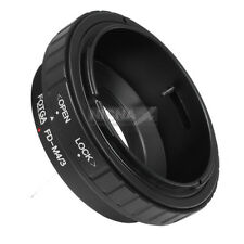 Canon FD lens to Micro 4/3 adapter Ring for G6 G3 G2 GF5 GF2 EP5 E5 EPL5 GH1 EP1