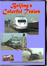 Beijing's Colorful Trains NEW DVD Highball Train Video China Railroad electric