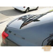 PAINTED REAR TRUNK BOOT LIP SPOILER FOR Toyota Yaris Belta 2007-2012 Saloon