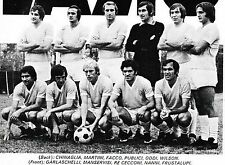 LAZIO FOOTBALL TEAM PHOTO 1972-73 SEASON