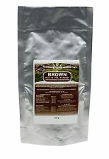 Native Plants Brown Macracote CRF Fertiliser 800g  Low Phosphorus Fertilizer