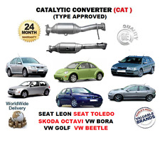 FOR SEAT LEON TOLEDO SKODA OCTAVIA VW BEETLE BORA GOLF CATALYTIC COVERTER CAT