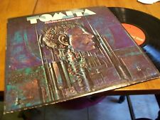 TOMITA PICTURES AT AN EXHIBITION  RECORD ALBUM
