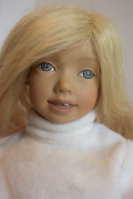 "SWEET 12"" HEIDI OTT LITTLE ONE!  CUTE BLONDE GIRL WITH SMILE AND TEETH!"