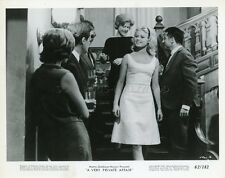BRIGITTE  BARDOT VIE PRIVEE  1962 VINTAGE PHOTO ORIGINAL #2