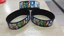 50pcs avengers silicone Bracelets Wristband Silicone Bracelet Bangle