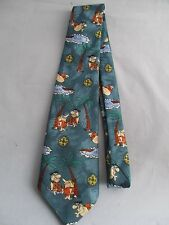 VINTAGE C&A TIE  - THE FLINTSTONES