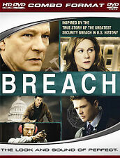 Breach Combo HD DVD and Standard DVD