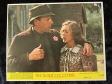 THE EAGLE HAS LANDED lobby card #7 AGUTTER, SUTHERLAND original FREE SHIPPING