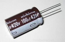 Nichicon PZ 420v 100uf Capacitor