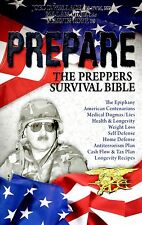 PREPARE The Peppers Survival Bible Dr. Wallach's NEWEST BOOK