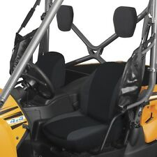 QUADGEAR KAWASAKI TERYX 750 F1 BUCKET SEAT COVERS SET BLACK