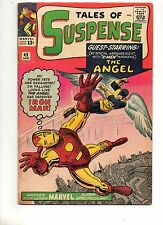 Tales of Suspense #49 1ST AVENGERS X-OVER! 1ST X-MEN X-OVER! 2ND WATCHER Fn+ 6.5