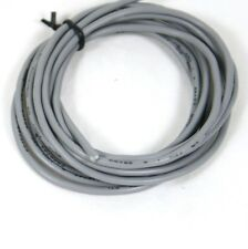 (E38) 6-Foot Shielded Guitar Circuit Wire Single conductor ,Gray
