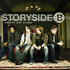 We Are Not Alone * by Story Side B (CD, Jun-2007, Gotee)