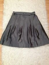 Gorgeous Coast Metal Effect Skirt, size UK12 - VGC