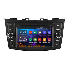 QUAD CORE Android 5.1.1 Two Din Car DVD Player Radio For SUZUKI SWIFT 2011-2016