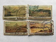 1975 RSA South Africa Complete Set SC 443-446