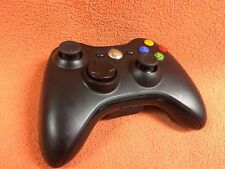 Official OEM Microsoft XBox 360 Black Wireless Controller FAST FREE SHIPPING!