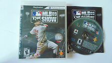MLB 09: The Show (Sony PlayStation 3, 2009) complete