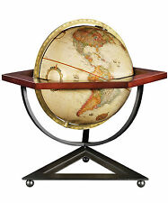 Replogle Hexagon Frank Lloyd Wright 12 Inch Desktop Globe