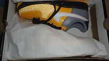 Nike Air Force 1 Low Premium '07 Pro Gold/Stealth Sneakers 315180-711 *RARE*
