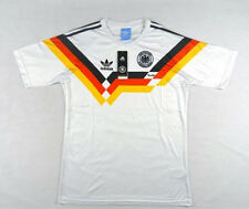 1990 West Germany Retro Home Soccer football Jersey Shirt