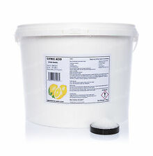 10kg Citric acid food grade bath bomb descaler highest quality 24h delivery!