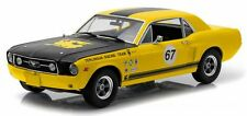 Greenlight 12934 1967 Shelby Terlingua Continuation Mustang #31 1:18 Diecast Car